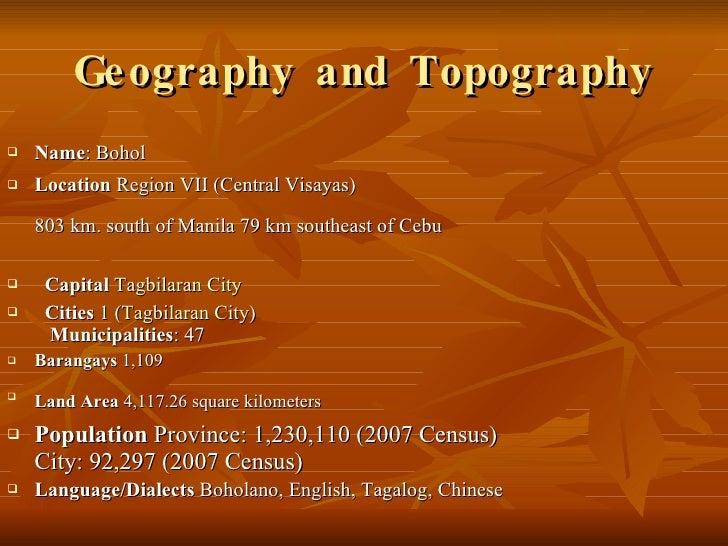 region vii central visayas philippines