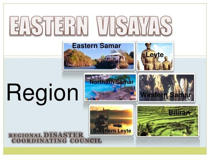 region viii eastern visayas karenvalencia