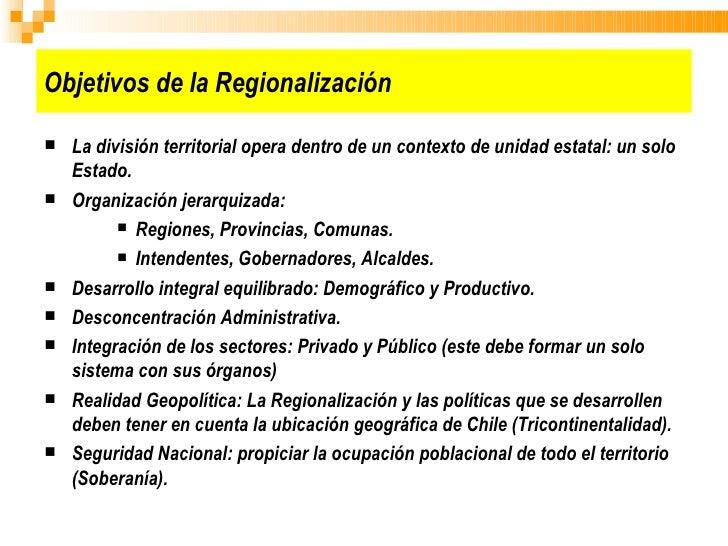 REGIONALIZACION DEFINICION PDF DOWNLOAD