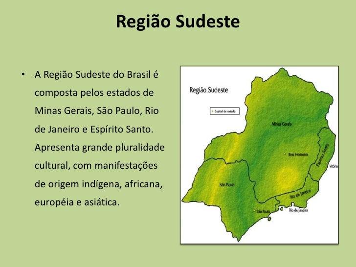 Artesanato Brasil Maringa ~ Regi u00e3o sudeste novo 2