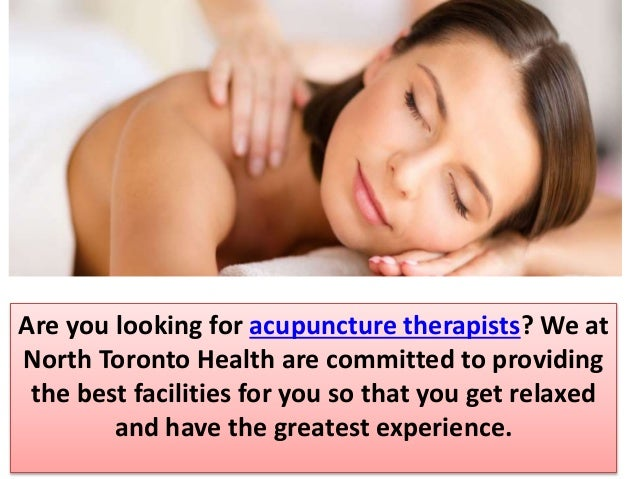 Registered massage therapist toronto