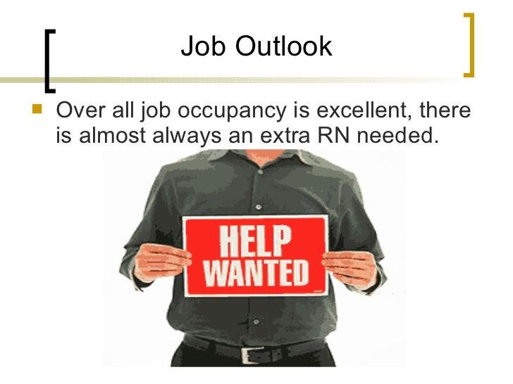 Registered nurse – Rn Job Outlook