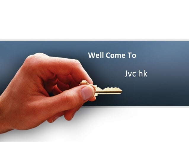 Well Come To Jvc hk