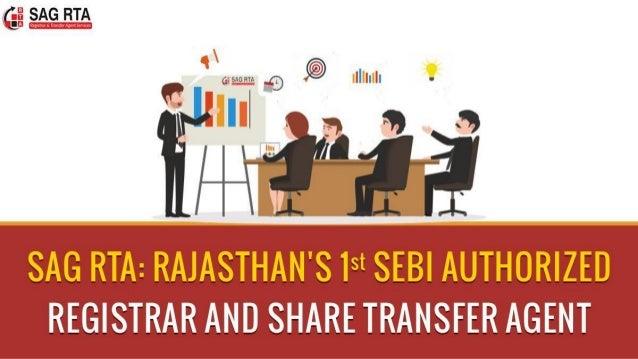 SAG RTA Provides Top-Class RTA Agents