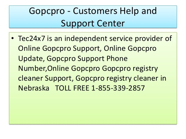 Gopcpro - Customers Help and Support Center • Tec24x7 is an independent service provider of Online Gopcpro Support, Online...