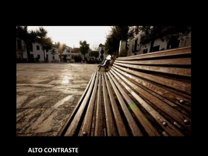 ALTO CONTRASTE