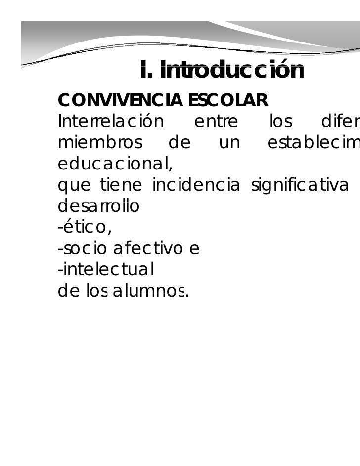 Reglamentación escolar y disciplina ubo 2010 Slide 2