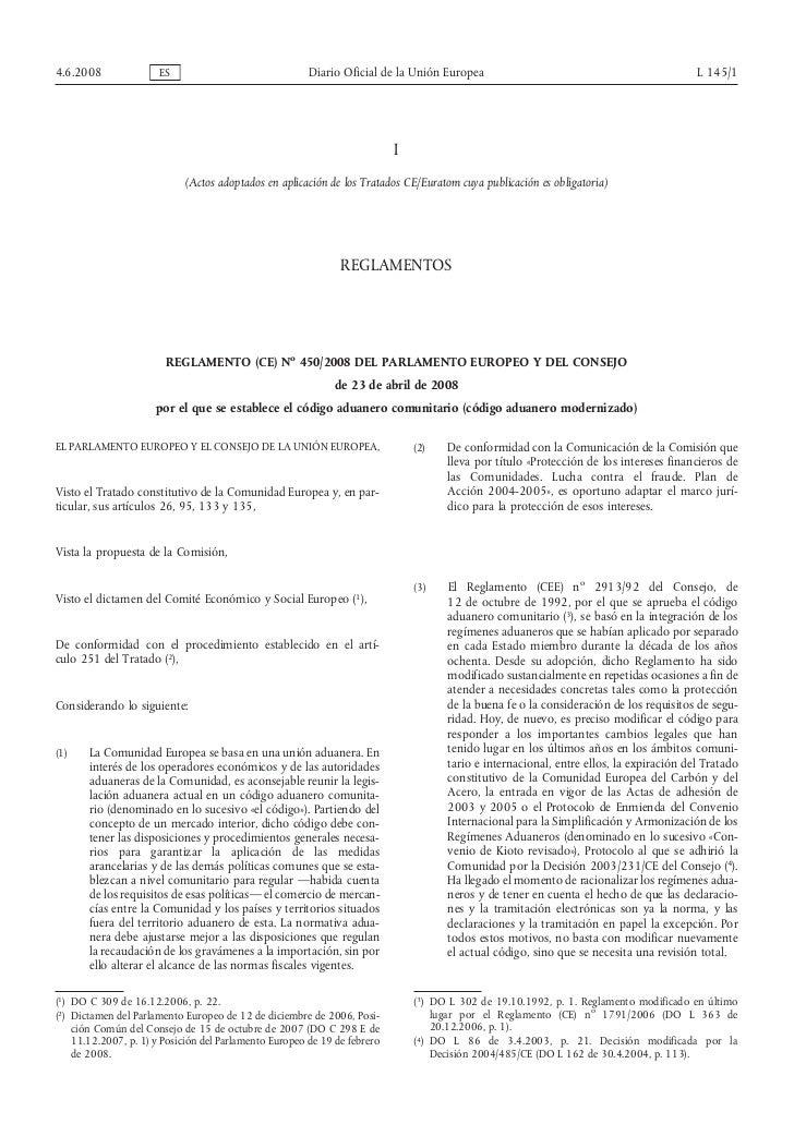 4.6.2008               ES                               Diario Oficial de la Unión Europea                                ...