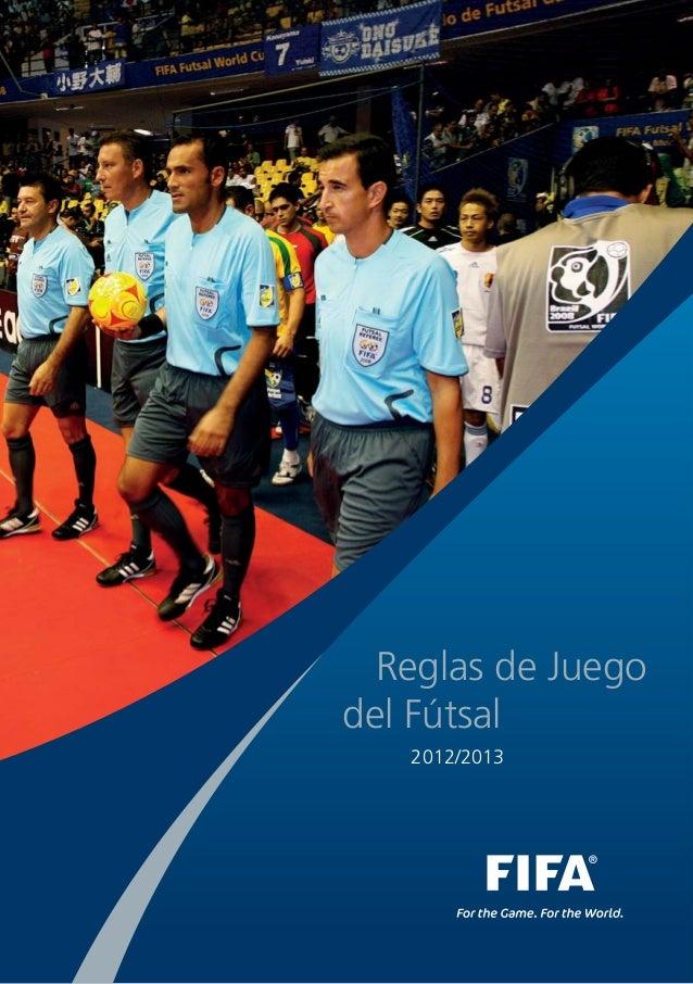 Reglas de juego futbol sala for Regla fuera de juego futbol