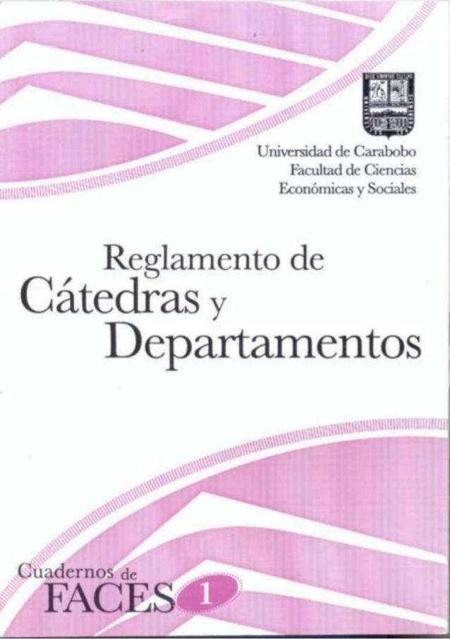 Ediciones de la Facultad de Ciencias Económicas y Sociales de la Universidad de Carabobo Mayo 2006 2000 ejemplares