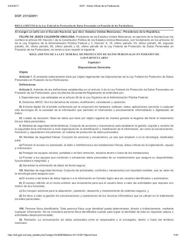 2/23/2017 DOFDiarioOficialdelaFederación http://dof.gob.mx/nota_detalle.php?codigo=5226005&fecha=21/12/2011&print=t...