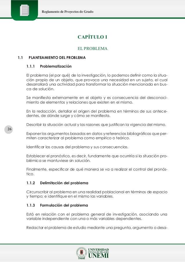 Reglamento general de estudios carreras de grado for Carreras de grado