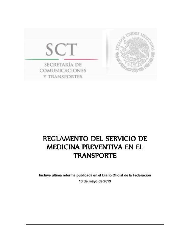 REGLAMENTO DEL SERVICIO DEREGLAMENTO DEL SERVICIO DEREGLAMENTO DEL SERVICIO DEREGLAMENTO DEL SERVICIO DE MEDICINA PREVENTI...