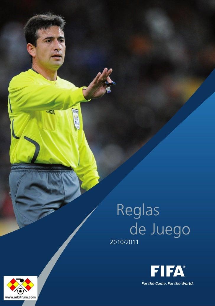 Reglas    de Juego 2010/2011