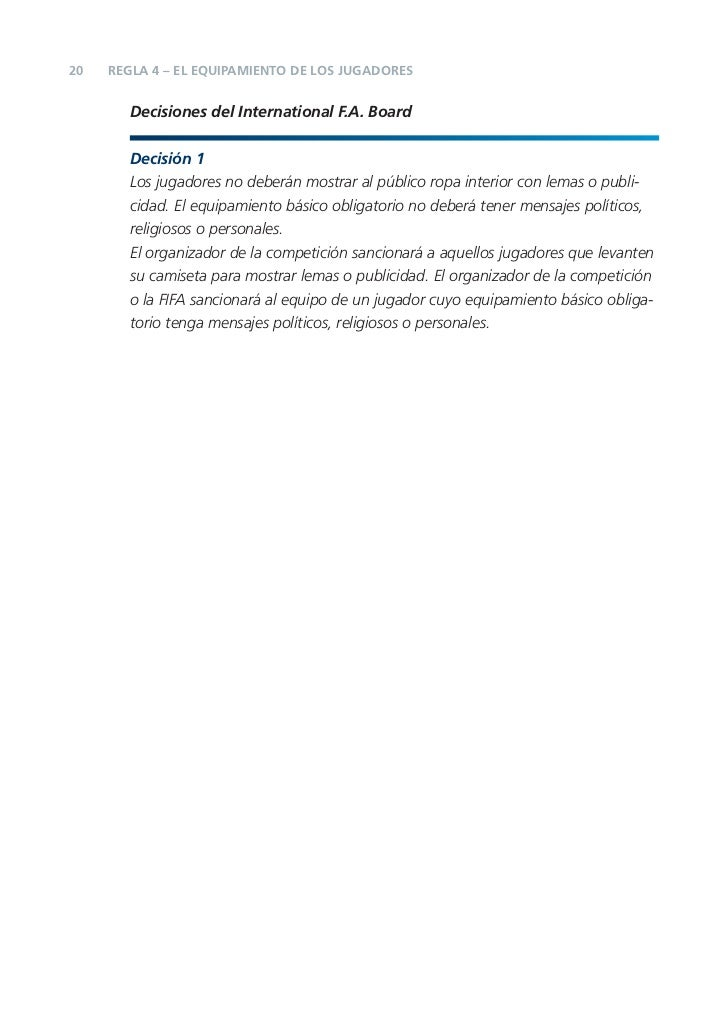 Image Result For Reglamento Futbol Tiro Libre Indirecto