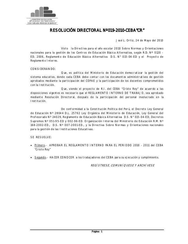 """+   MINISTERIO DE EDUCACIÓN DRE- MOQUEGUA - UGEL """"MARISCAL NIETO""""CEBA """"ADELAIDA MENDOZA DE BARRIOS""""                       ..."""