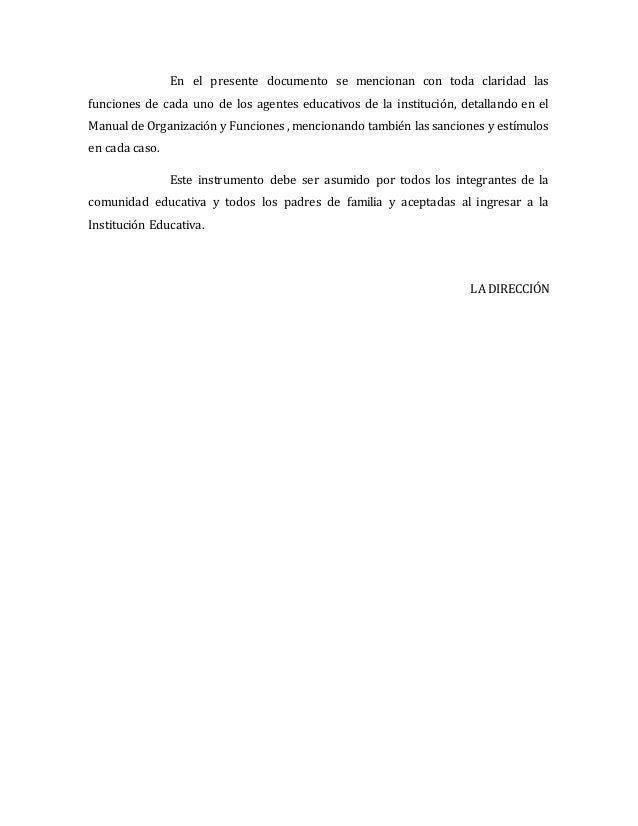 TÍTULO I DISPOSICIONES GENERALES CAPÍTULO I CONCEPTO, FINES, BASE LEGAL Y ALCANCES ARTÍCULO 1° El presente Reglamento es u...
