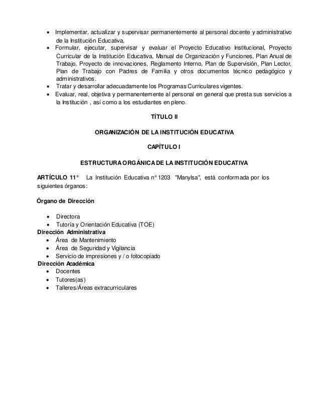  Representar a la Institución Educativa, en actividades internas o externas referidas a actividades propias del Municipio...