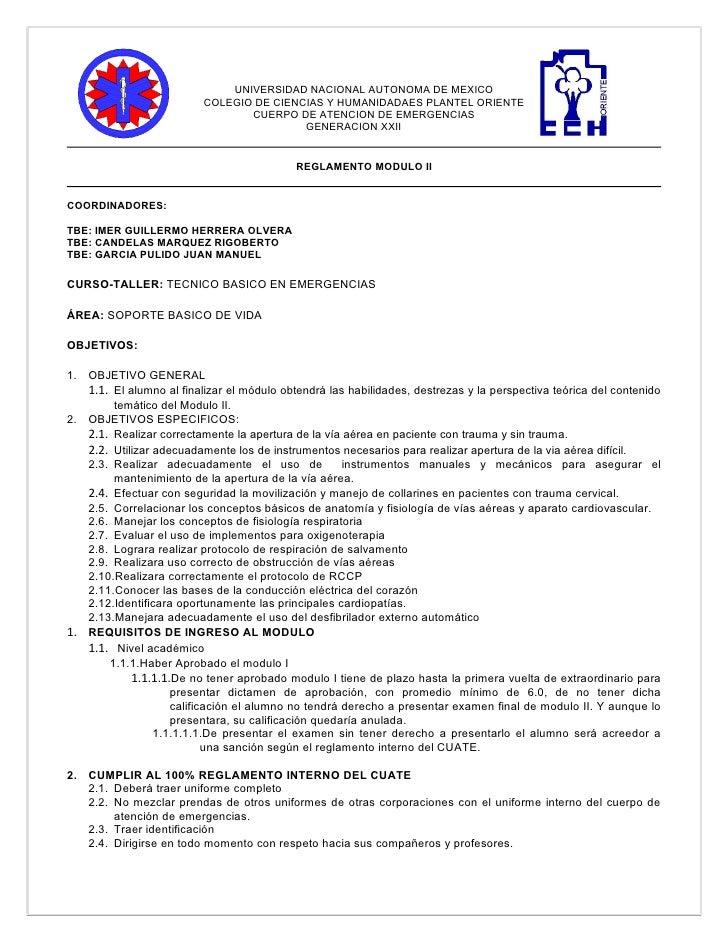 UNIVERSIDAD NACIONAL AUTONOMA DE MEXICO                           COLEGIO DE CIENCIAS Y HUMANIDADAES PLANTEL ORIENTE      ...