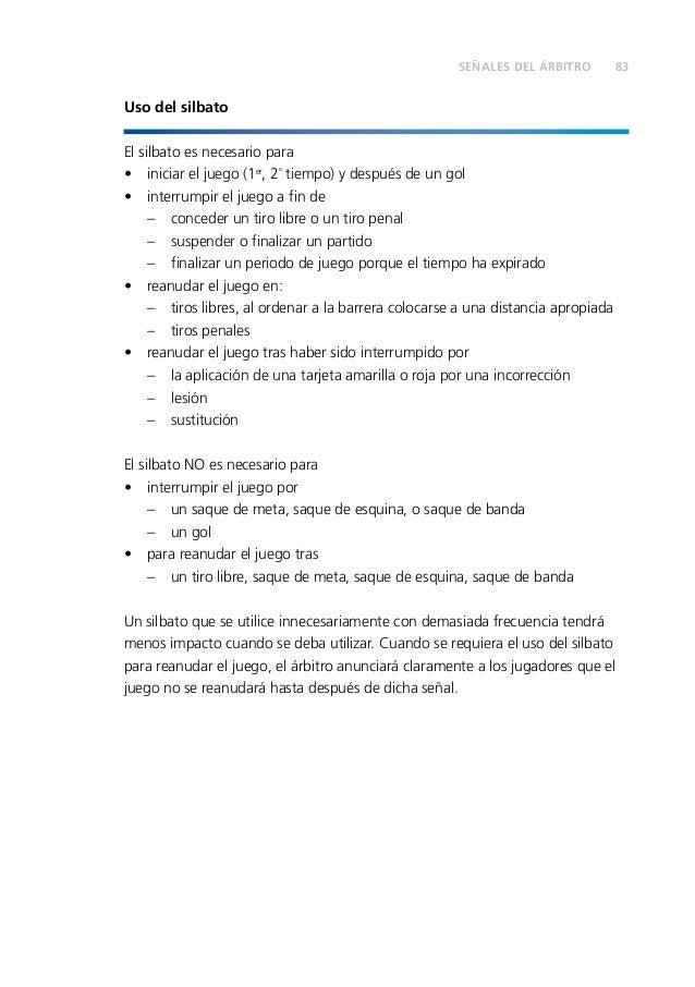 Reglamentos del fútbol - FIFA