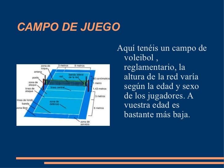 reglamentos del voleibol yahoo dating