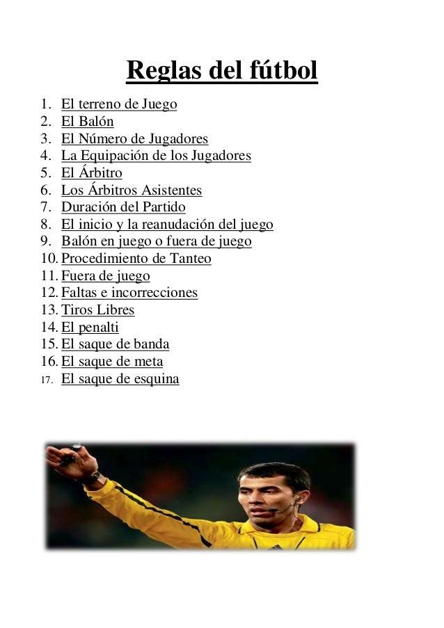 Reglas del futbol pictures to pin on pinterest pinsdaddy for Regla fuera de juego futbol