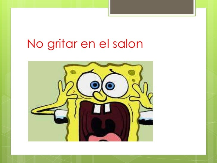 Reglas del salon for 5 reglas del salon de clases