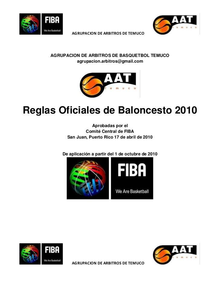 AGRUPACION DE ARBITROS DE TEMUCO     AGRUPACION DE ARBITROS DE BASQUETBOL TEMUCO              agrupacion.arbitros@gmail.co...