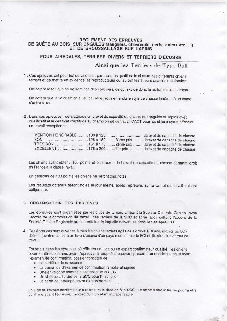 Reglement epreuve broussaillage-fabas