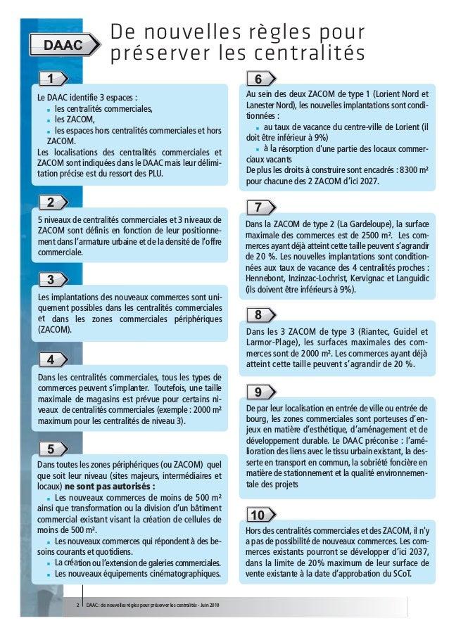 cf4809268cb Le Document d Aménagement Artisanal et Commercial   de nouvelles règles  pour préserver les centralités. SCoT du Pays de Lorient
