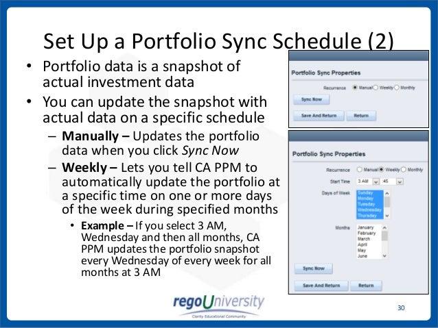 rego university portfolio management ca ppm ca clarity ppm rh slideshare net CA Clarity PPM Icon CA Clarity Capacity Planning