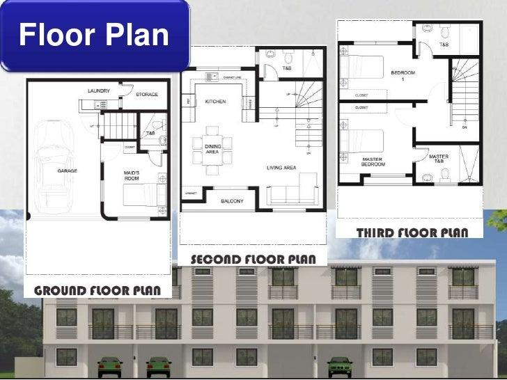 10 door regran townhomes in las pinas for sale for 1200 post oak floor plans
