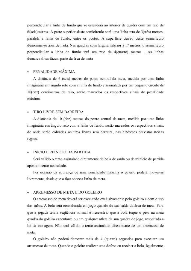 5f4794589efa9 Regras básicas do futsal