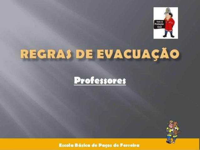 ProfessoresEscola Básica de Paços de Ferreira