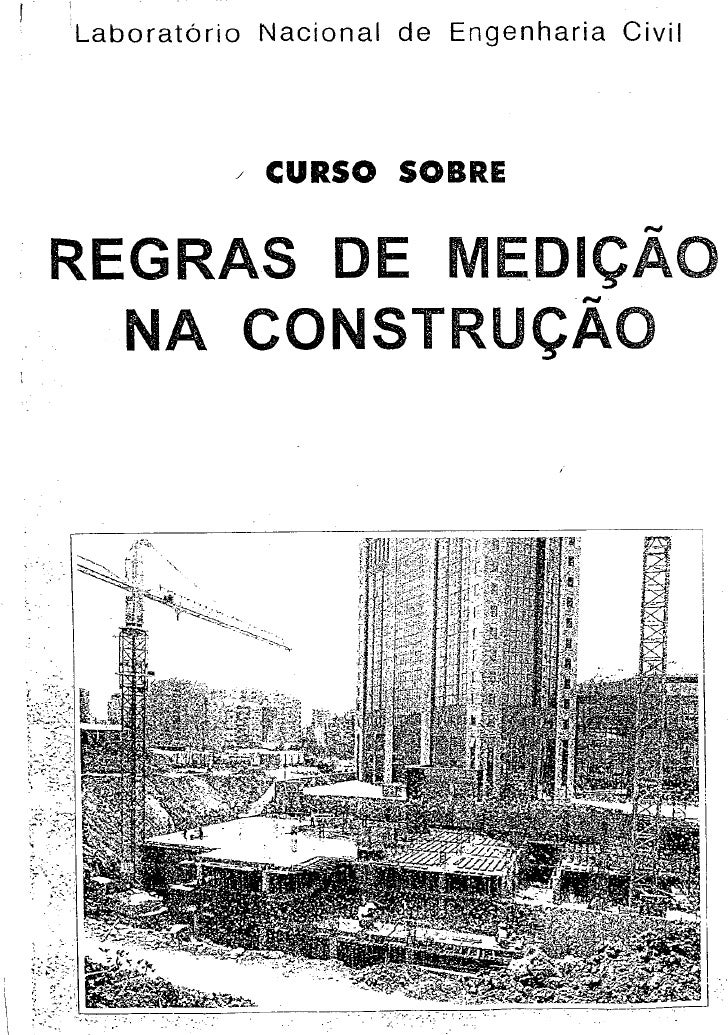 Regras De MediçAo Na ConstruçAo