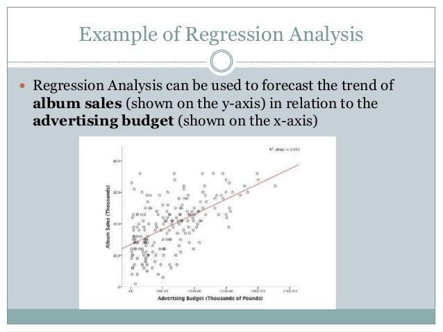 Regression Analysis presentation by Al Arizmendez and Cathryn Lottier