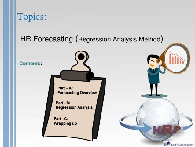 hr forcasting Title length color rating : business forecasting - i)graph11 ii) the time series exhibits a fair degree of volatility or randomnessthe underlying level of the.
