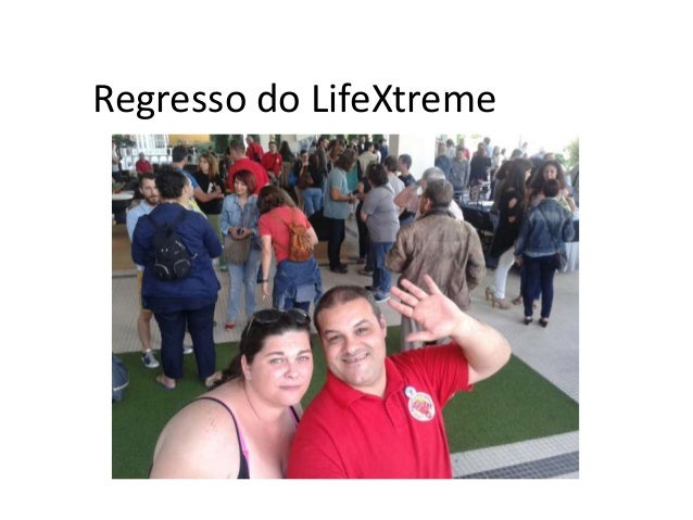 Regresso do LifeXtreme
