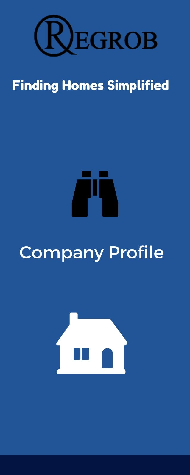 Finding Homes Simplified Company Profile
