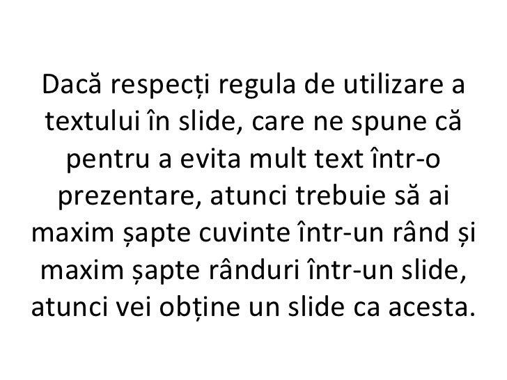 Regula 6x6 si 7x7 Slide 2