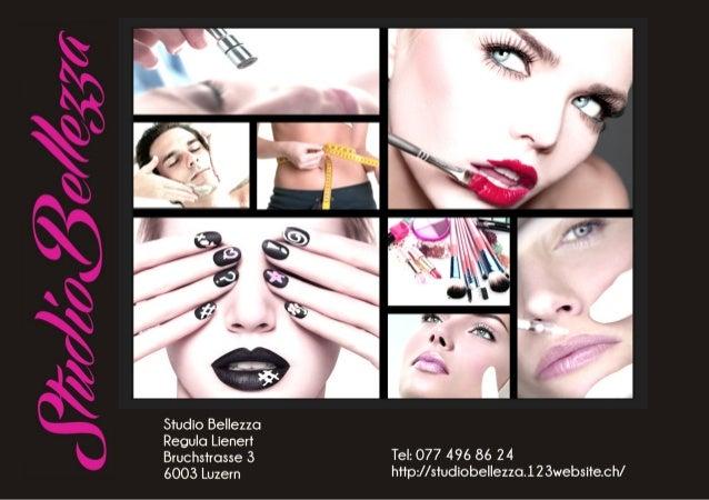 Kosmetische Behandlungen Luzern