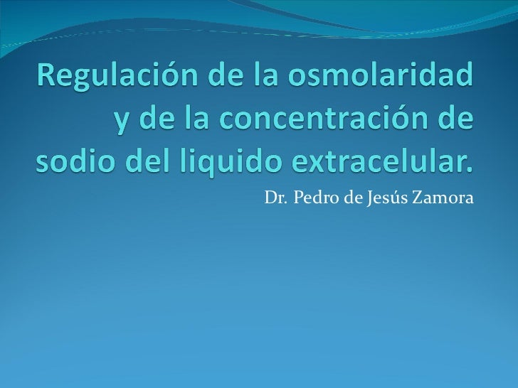Dr. Pedro de Jesús Zamora