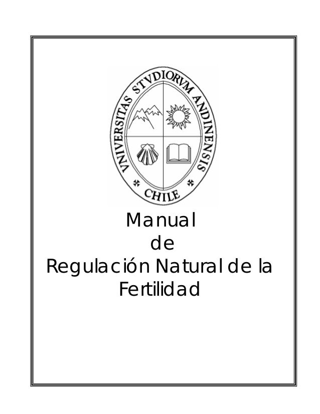 Manual de Regulación Natural de la Fertilidad