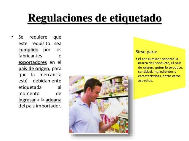 Regulaciones no arancelarias cualitativas Slide 2