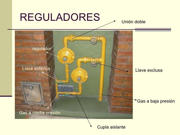 Reguladores - Regulador de gas ...