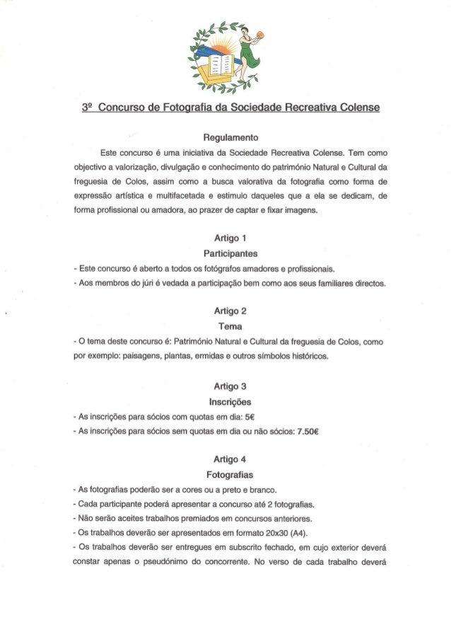 Regulamento do concurso_de_fotografia_src_2013