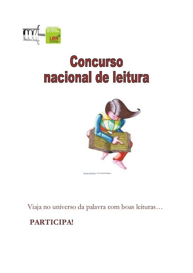 Sergio Bordon, in LecturimatgesViaja no universo da palavra com boas leituras…PARTICIPA!