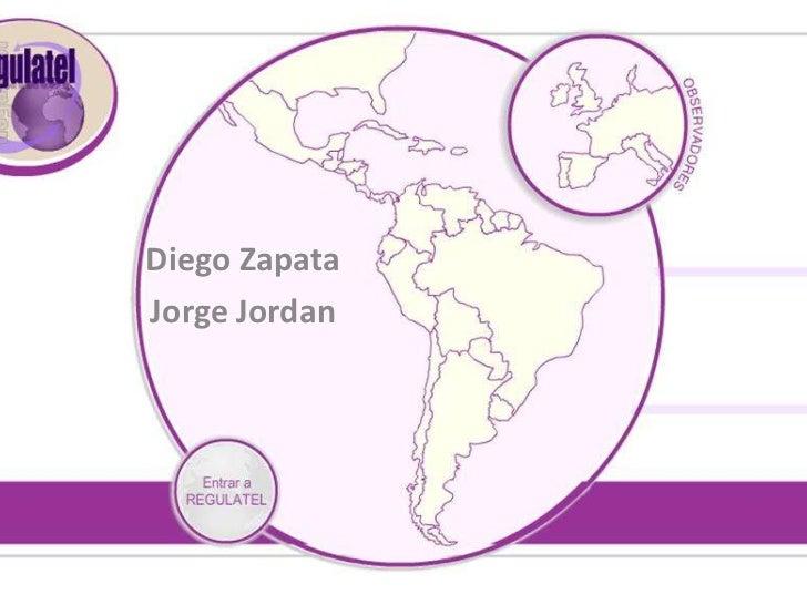 Diego Zapata<br />Jorge Jordan<br />