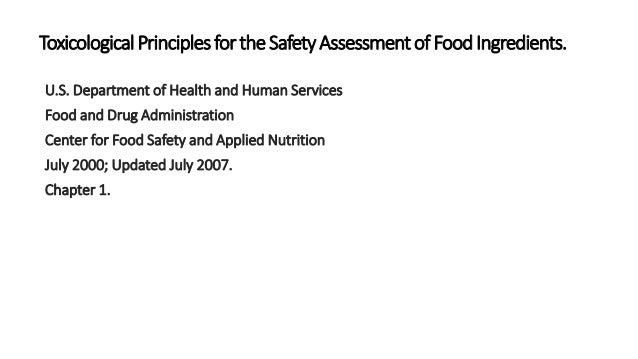 understand principles of food safety and The principles of food safety  safety management systems that are based on haccp principles  3 understand how to implement food safety management.