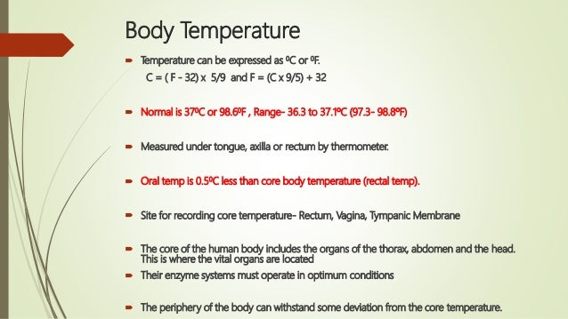 Body temp 97.3